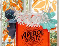 Benja Harney for Aperol Spritz