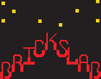 Brick Slab Typeface