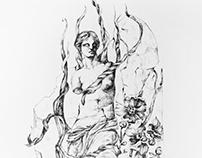 Entangled Aphrodite