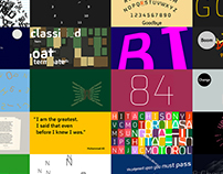 New Fontsmith typeface: FS Untitled