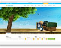Thiết kế web du lịch chuyên nghiệp trọn gói