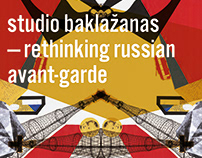 studio baklazanas – rethinking russian avant-garde