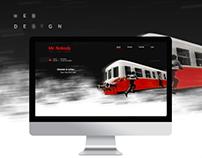Mr. Nobody website design