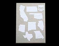 US66 road trip guidebook