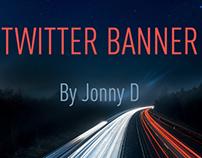 Illustrated Twitter Banner