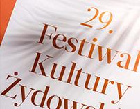 29. Jewish Culture Festival