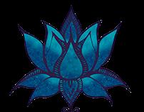 Logotipo Deva Radha - Terapeuta Holística