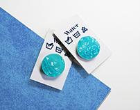 Water Pins