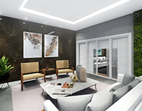 Apartment Interiors - Interiores de Apartamento