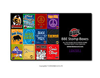 BBE Stomp Boxes Japan Site
