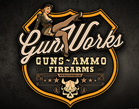 Pin up designs for Gun-Works