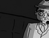 The Man Who Came Back Animatic