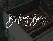 The Birdsong and Bee Honey Co.