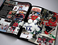 Ukrainian ice-hockey magazine