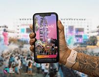 Whitelabel Festival App
