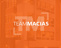 Team Macias – Brand Identity + Marketing Collateral