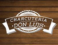 Diseño de Aviso / Banner para charcuteria Don Luis