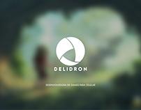 Delidron - Branding Design