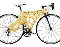 OnaBike urban woodbike