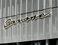 Savone // Brand Identity