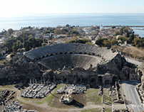 Side Ancient Theater