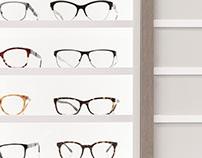 Optical for Shoppers Drug Mart - Retail design