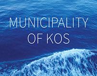 LOGO DESIGN FOR MUNICIPALITY OF KOS