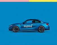 Nami - identity