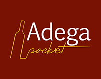 Design de Interface mobile # Adega Pocket (proposta)
