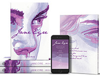 JANE EYRE book relaunch
