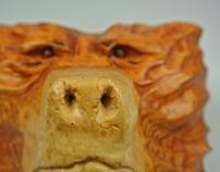 Bear Carving 2015
