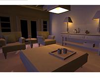 3D Rendering: Environment Lighting (Nov 2014)