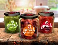 Grial: Brand labels