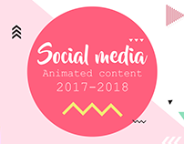 Branded Content 2017/18