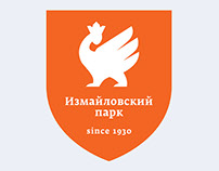 Izmailovsky Park's Logo and Brand Identity
