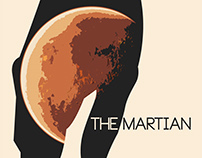 The Martian BAFTA2016 Style Poster