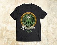 Santana / House of Blues Las Vegas / Merchandise 2016