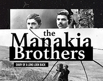 the Manakia Brothers FILM POSTER