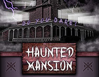 Haunted Mansion Poster & Teaser Video