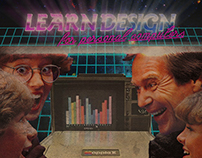 Learn Design For Personal Computers! (80s Design)