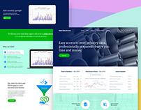 Steel data Access - Website