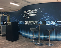 Bourns Trade Show Booths