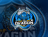 Dragon - Mascot & Esport Logo