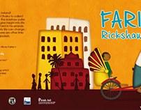 Farid's Rickshaw Ride Book