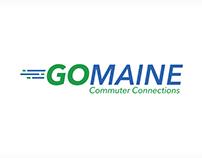 GoMaine logo redesign