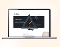 DesignLamp website