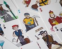 The Four Kingdoms Deck