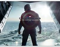Canon: imagePROGRAF x Captain America