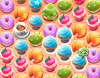 Cupcake Carnival iOS-facebook