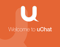 U Chat Splash Screen